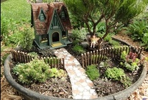 Fairy garden / by Deb LeMay