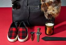 The Expert Edit: A Continuous Lean Gift Guide / Menswear expert Michael Williams of A Continuous Lean shares his season's go-to-gift guide. / by Barneys New York