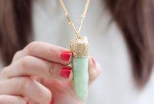 Jewelry DIYs / by Whimseybox