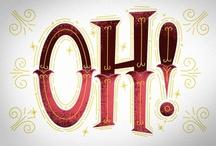 Typography Design / by Heather Dixon