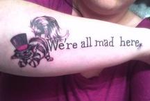 Tattoos & Piercings. / by Sky Bishop