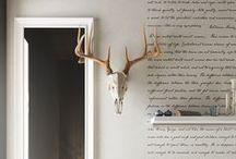 interior / alpine architecture and decoration / by Dirndl Magazine