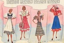 vintage dirndl / vintage, 2nd hand and creative diy dirndl / by Dirndl Magazine