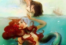 Mermaids & Fisherman! / by Terry Ann