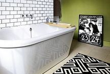 Home // Bathroom / Bathroom design.  / by Rachel | Postcards from Rachel