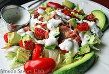 Salad / by Sam Moore