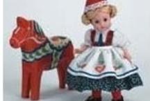 International Madame Alexander Dolls / by Melanie Pocock