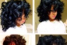 Hair and Beauty / On my Transition to the natural hair lifestyle I'm trying to gain as much knowledge as possible.  / by Tia Freeman