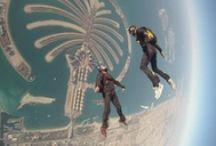 Sky Diving / by Arctivity.com