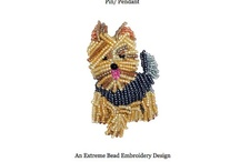 Beading Patterns, Kits, & Supplies / Bead embroidery patterns by The Lone Beader.  / by The Lone Beader