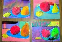 Art teaching ideas / by Chela B