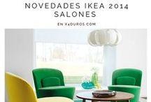 Catalogo Ikea 2014 / Todas las imágenes de la novedades de ikea en 2014 en www.x4duros.com  / by tururu (x4duros)