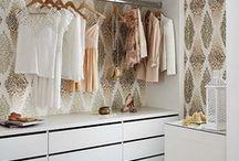 closets / by Kristen Kroening