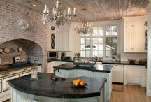 Kitchens / These kitchens are sure to inspire culinary creativity, thanks to high-end materials and stunning amenities.  / by HGTV FrontDoor.com