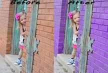 Photoshop: Tutorials / Learn to edit your photos using Photoshop Actions with these step-by-step guides and how-to's.  / by Jodi Friedman | MCP Actions