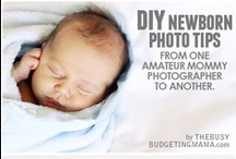 How To: Newborn Photography / Tutorials to improve your next newborn session, or even taking photos of your own newborn.  / by Jodi Friedman | MCP Actions