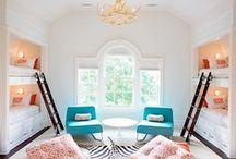 the bunk room  / by Kristen Kroening