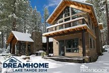 HGTV Dream Home 2014 / HGTV Dream Home 2014 is a mountain vacation home located near Lake Tahoe.  / by HGTV FrontDoor.com