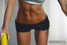 I workout / by Kristen Kroening