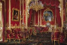Structures - Stately Interiors / by Patti Walls