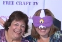 Free Craft TV  / by When Creativity Knocks Free Craft TV