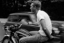 Steve McQueen / My facination with McKing will never end! / by Laila La La