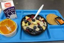 School Breakfast  / Find news, trends and examples of breakfasts served in schools around the country. / by Tray Talk