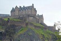 SCOTLAND AND IRELAND / Scotland an Ireland / by Heather O'Connor