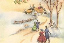 Christmas / by Patricia Joyce