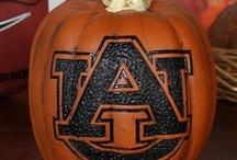 Spooky Auburn Halloween / by Auburn Love It Show It!