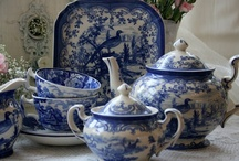Lovely china & silver / There's nothing like a nice cup of tea to soothe your cares and worries away. It is very nice to share one with a friend. So come along friend, it's tea time. / by Patricia Joyce