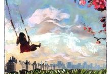 Push me to the sky / by Issy Jimenez