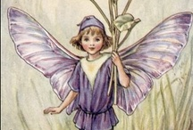 Ephemera Butterflies, Fairies and Maybe a Mermaid / May the wings of the butterfly kiss the sun and find your shoulder to light on, to bring you luck, happiness and riches today, tomorrow and beyond. An Irish Blessing / by Patricia Joyce