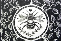 Ephemera Bees & Insects / by Patricia Joyce