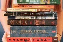 Books / by Issy Jimenez