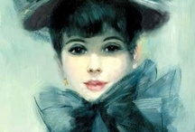 Ephemera Lady / by Patricia Joyce
