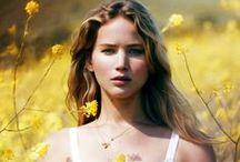 Fav People: Jennifer Lawrence  / by Kelsey Williams