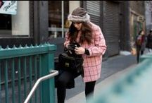 Winter / cold days in NY / by kallie f