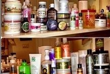 Natural Hair Care Products / by Melissa Brunson
