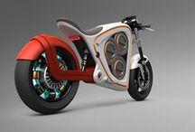 MotorBike Design / by Paolo Casti