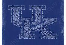 Kentucky Basketball / by Corey Burrington