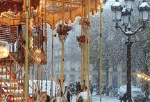 Carousels I just love them. / by Joyce Poppen