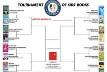 Tournament of Kids' Books / by Rebecca Dunn