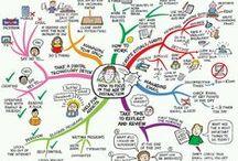 organization ideas / by Michelle Denney