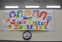Leslie J. Savage Librarians  / by Savage Library
