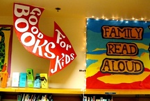 Library Displays  / by Rebecca Dunn