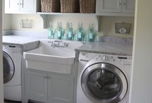 Laundry Room Ideas / by Courtney Bertucci