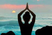 Yoga & Pilates / by Amy Muramoto