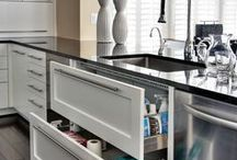 Space ideas / Space savers and storage ideas. / by Mandy Wells