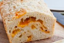 Bread / by Mandy Wells